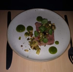 Ham terrine