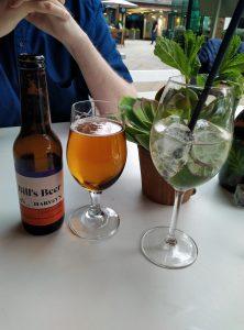 Bills drinks